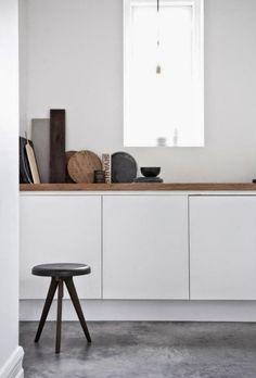 LEUCHTEND GRAU Interior-Blog celebrating soft Minimalism: Interior & Design