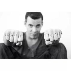 Stv Steve O, Finger Tattoos, Pin Up