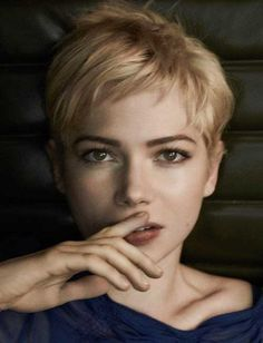 20 Pixie Cuts for Girls…