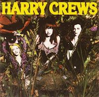 The band 'Harrry Crews' featuring Kim Gordon (of Sonic Youth), Lydia Lunch, and Sadie Mae