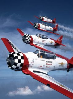 Oshkosh Air Show - Oshkosh, WI.  Once with Pat S.  Once with Paul, Tommy and Denny.