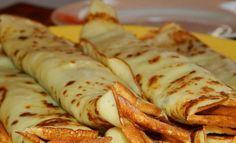 A világ legegészségesebb palacsintája, liszt és cukor nélkül, csak két összetevőből! – mindenegybenblog.com Diet Recipes, Vegetarian Recipes, Cooking Recipes, Healthy Recipes, Vegan Recepies, Crepes And Waffles, Good Food, Yummy Food, Hungarian Recipes