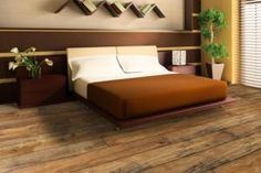 Not All Good Laminate Floors Are Expensive...: BuildDirect's Low-Price Offering: Its Own Lamton Laminate Floor Line
