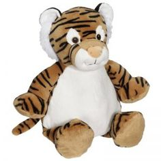 Embroider Buddy™ - Tory Tiger Buddy is the ferociously fabulous! Embroidery Blanks, Embroidery Software, Machine Embroidery Applique, Embroidery Fonts, Embroidery Ideas, Teddy Bear Gifts, Happy 1st Birthdays, Creature Comforts, Plush Animals