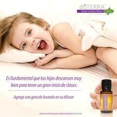 Ideal para el descanso de los niños, un poco de aceite esencial de lavanda en los pies. Visita nuestra tienda en línea, hacemos envíos a todo México. ¿Quieres formar parte de doTERRA? Adquiere tu membresía en nuestro sitio