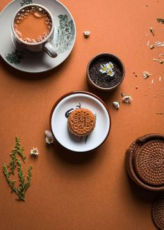 grand hyatt mooncake #foodphotography