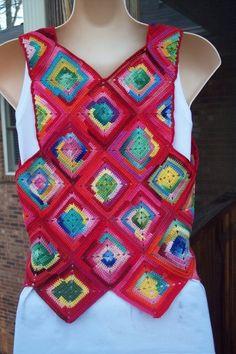 back-dawn sparks vest