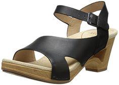 Dansko Women's Tasha Dress Sandal, Black Full Grain, 38 EU/7.5-8 M US Dansko http://www.amazon.com/dp/B00M8R9FY0/ref=cm_sw_r_pi_dp_Gj.Avb0E4RD0N