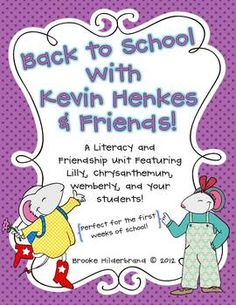 Back to School with Kevin Henkes