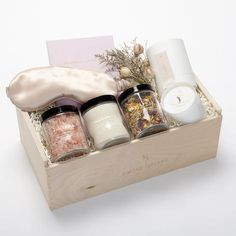 Staycation Deluxe Gift Box