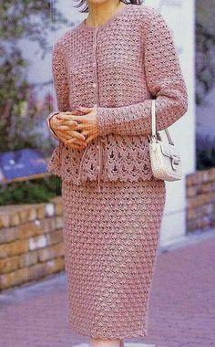 How to crochet crochet dress for free crochet patterns 2011 Vestidos Bebe Crochet, Crochet Skirts, Crochet Shoes, Crochet Clothes, Crochet Jacket Pattern, Gilet Crochet, Crochet Cardigan, Knit Crochet, Free Crochet