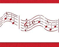 Musical Notes Border | Designer Stencils