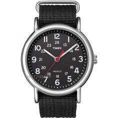 Unisex Timex Indiglo Weekender Watch T2N647