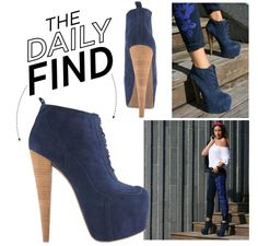 """""""The Daily Find: ALDO Rosann Boots"""" by polyvore-editorial ❤ liked on Polyvore"""