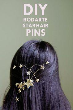 Rodarte Star Hair Pins