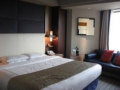 ANA HOTEL TOKYO by Gokurakuzukan, via Flickr
