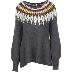 Free PeopleBaltic Fairisle Sweater - Women's