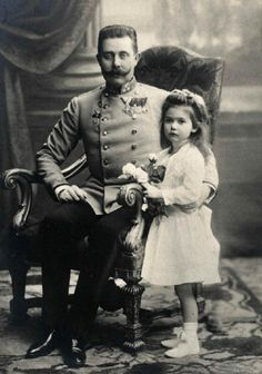 Archduke Franz-Ferdinand of Austria and Princess Sophie of Hohenberg, 1900