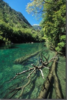 Aisen, Chile ...lindo lugar
