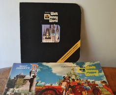 Walt Disney 1971 Commemorative and Souvenir by Collectitorium Disney Collector, Vintage Books, Walt Disney World, Disneyland, Handmade, Souvenir, Old Books, Hand Made, Craft