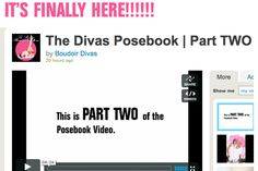 The Posebook Video is FINALLY HERE!!!!!