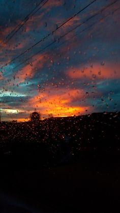 pinterest//srosejarrett♕ Pretty Sky, Beautiful Sky, Beautiful Landscapes, Tumblr Wallpaper, Nature Wallpaper, Aesthetic Iphone Wallpaper, Aesthetic Wallpapers, Phone Backgrounds, Wallpaper Backgrounds