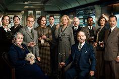 O mundialmente famoso Hercule Poirot se apresenta em novo clipe do filme Assassinato no Expresso do Oriente.