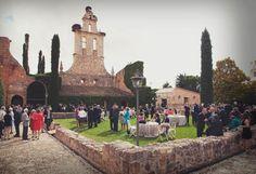 #BodasConEstilo #ClaustrosDeAyllon #Ruinas #Segovia #Celebración #Banquete