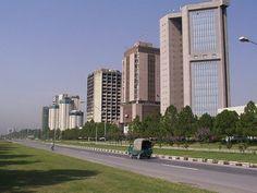 Blue Area Islamabad