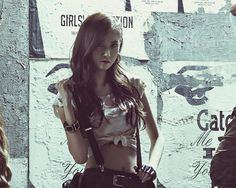 Girls' Generation // Catch Me If You Can // Yoona