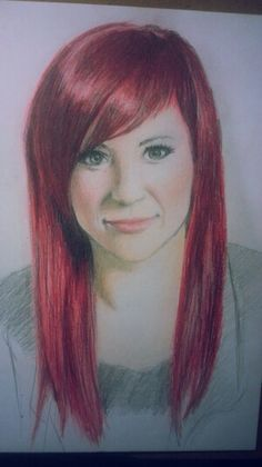 I did not make this, but whoever did did awesome! Jen Ledger, Christian Rock Bands, Jaba, Skillet, Drawings, Hair Styles, Awesome, Amazing, Tatoos