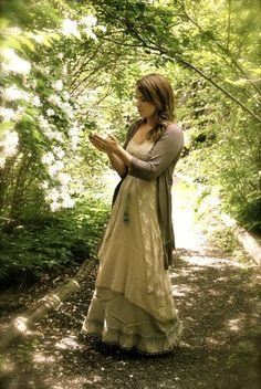 Dorothea: Ukens antrekk I Love this!!