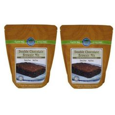 Authentic Foods Gluten Free Double Chocolate Brownie Mix 1 Pound ** Check out the image by visiting the link. (This is an affiliate link) Double Chocolate Brownies, Foods With Gluten, Nut Free, Baking Ingredients, Free Food, 1 Pound, Gluten Free, Healthy Recipes, Amazon
