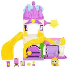 Mix, Match, and Stack with Disney Doorables Multi-Stack Playset – Rapunzel's Tower Disney Princess Ages, Disney Rapunzel, Halloween Costume Shop, Halloween Costumes For Kids, Easter Bunny Costume, Moose Toys, Birthday Supplies, Spring Theme, Dog Costumes