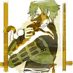 【刀剣乱舞】遠征で猫を連れて帰ってきた鶯丸【とある審神者】 : とうらぶ速報~刀剣乱舞まとめブログ~