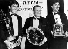 Manager of the Year in 1983 - Kenny Dalglish and Ian Rush also scooped awards