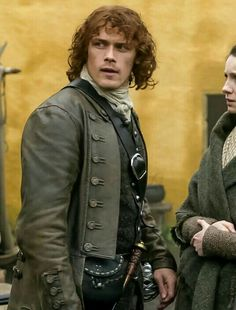Outlander's Jamie Fraser