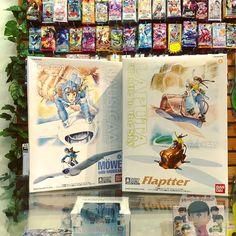 Tenemos nuevos tipos de maquetas en la tienda ()/ Pronto tendremos disponibles en Zaitama.com estas maquetas armables del Estudio Ghibli así como maquetas de #Evagelion #Macross #Pokemon y #Youkaiwatch  No te las pierdas!