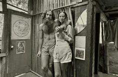 Hawaii hippie commune , 1972, ABD
