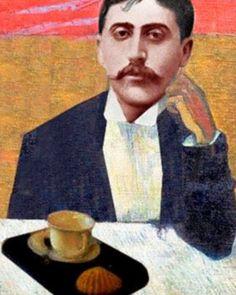 Culinária & Literatura    Marcel Proust e suas madeleínes   Fazia já muitos anos que, de Combray, tudo que não fosse o teatro e o drama...