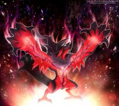 Check out the three awesome Yveltal cards from the Pokemon XY set. Yveltal and Yveltal Ex! Pokemon X And Y, Mega Pokemon, Pokemon Gif, Pokemon Fan Art, Pokemon Fusion, Pokemon Games, Pokemon Stuff, Equipe Pokemon, Mythical Pokemon