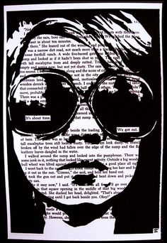 Day 27: Personal Symbol and Blackout Poetry | English 8