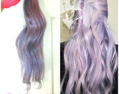weave dip dye hair extension – Etsy UK