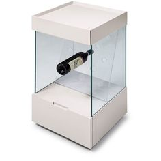 J&M Furniture B523 Tabletop Wine Cart