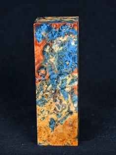 Knife Scales Stabilized Wood Burl Lumber Exotic Wood Pistol Grips | eBay