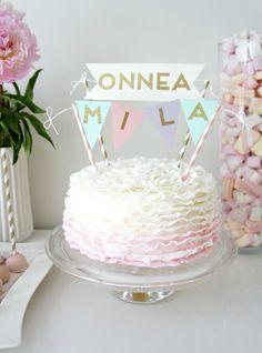Pink Parties, Dessert Table, Birthday Cake, Party, Desserts, Blog, Kids, Tailgate Desserts, Young Children