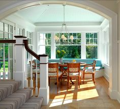 New House Dining Areas On Pinterest Banquettes Breakfast Nooks And