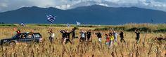 Panos Kokkinias Mountains, Nature, Photography, Travel, Color, Drop Cloths, Naturaleza, Photograph, Viajes