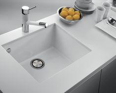 lavelli in sottopiano corian - Cerca con Google