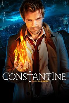Constantine (TV Series 2014– ) Interesting show. It follows Grimm so it has a good time slot. (Okay, I don't see this show making it but I do watch)